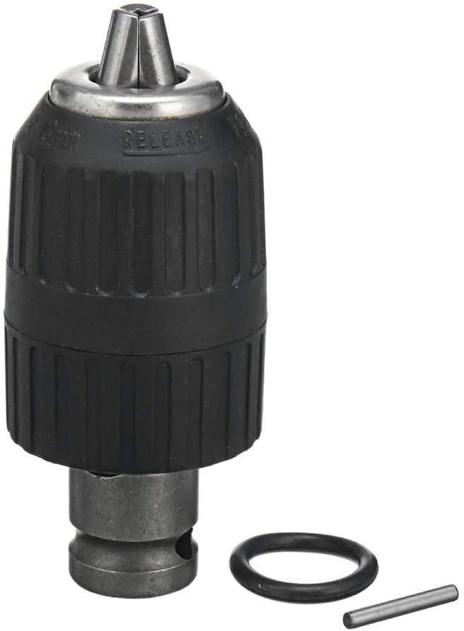 LKK-KK Drill, 13mm Drill Chucks Adapter 1//2 Inch Electric Wrench Converter Accessories