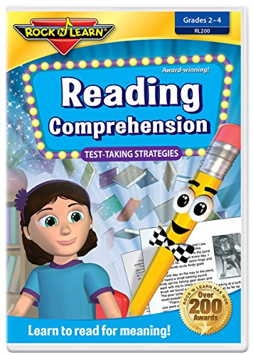 Halloween Reading Comprehension 1st Grade - Reading Comprehension DVD by Rock 'N