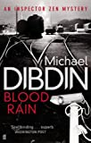 Blood Rain by Michael Dibdin front cover
