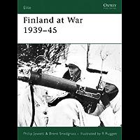 Finland at War 1939–45 (Elite Book 141)