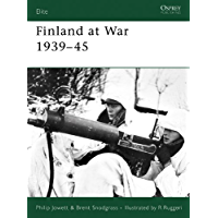 Finland at War 1939–45 (Elite Book 141)