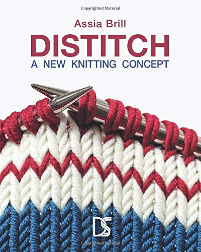 Distitch  A New Knitting Concept