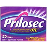 Prilosec OTC Tablets (Regular, 84 Tablets)