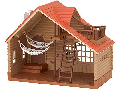 Calico Critters Lakeside Lodge from Calico Critters