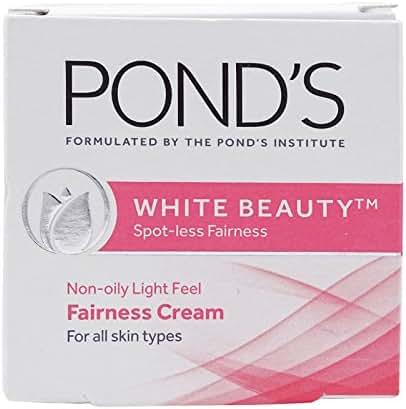 Pond's White Beauty Spot-less Fairness Cream for All Skin Types