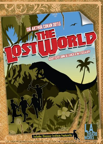 The Lost World (Library Edition Audio CDs)
