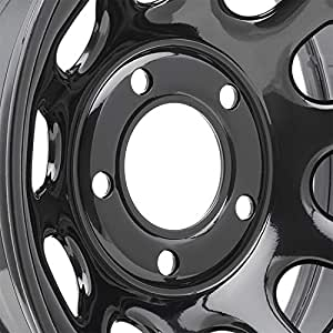 Used Rims For Sale Near Me >> Amazon Com Pro Comp Steel Wheels Series 51 Wheel With Gloss Black
