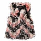 Catimini Girl's Faux Fur Vest