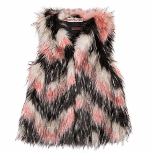 Catimini Girl's Faux Fur Vest by Catimini
