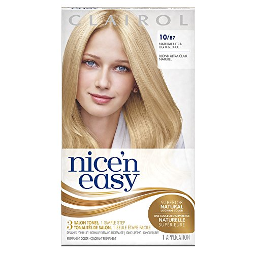 Clairol Nice 'n Easy Hair Color, [11] Ultra Light Blonde 1 ea (Pack of 3)