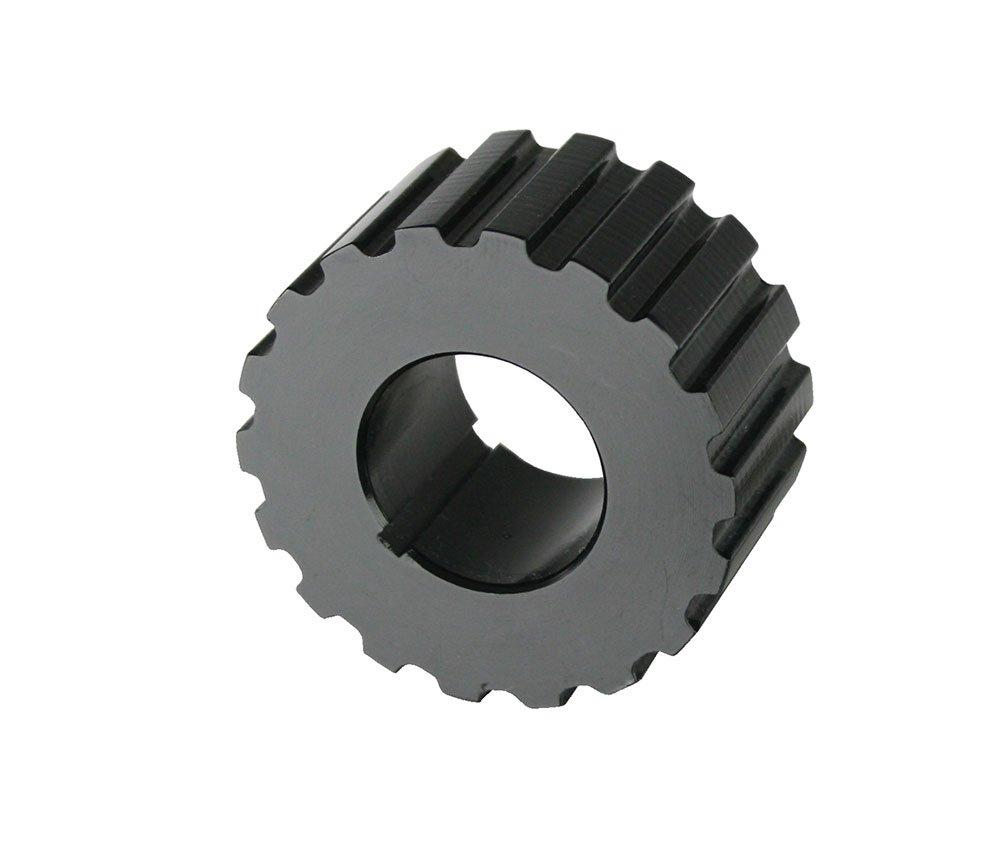 Moroso 97171 18-Teeth Gilmer Style Drive Crank Pulley