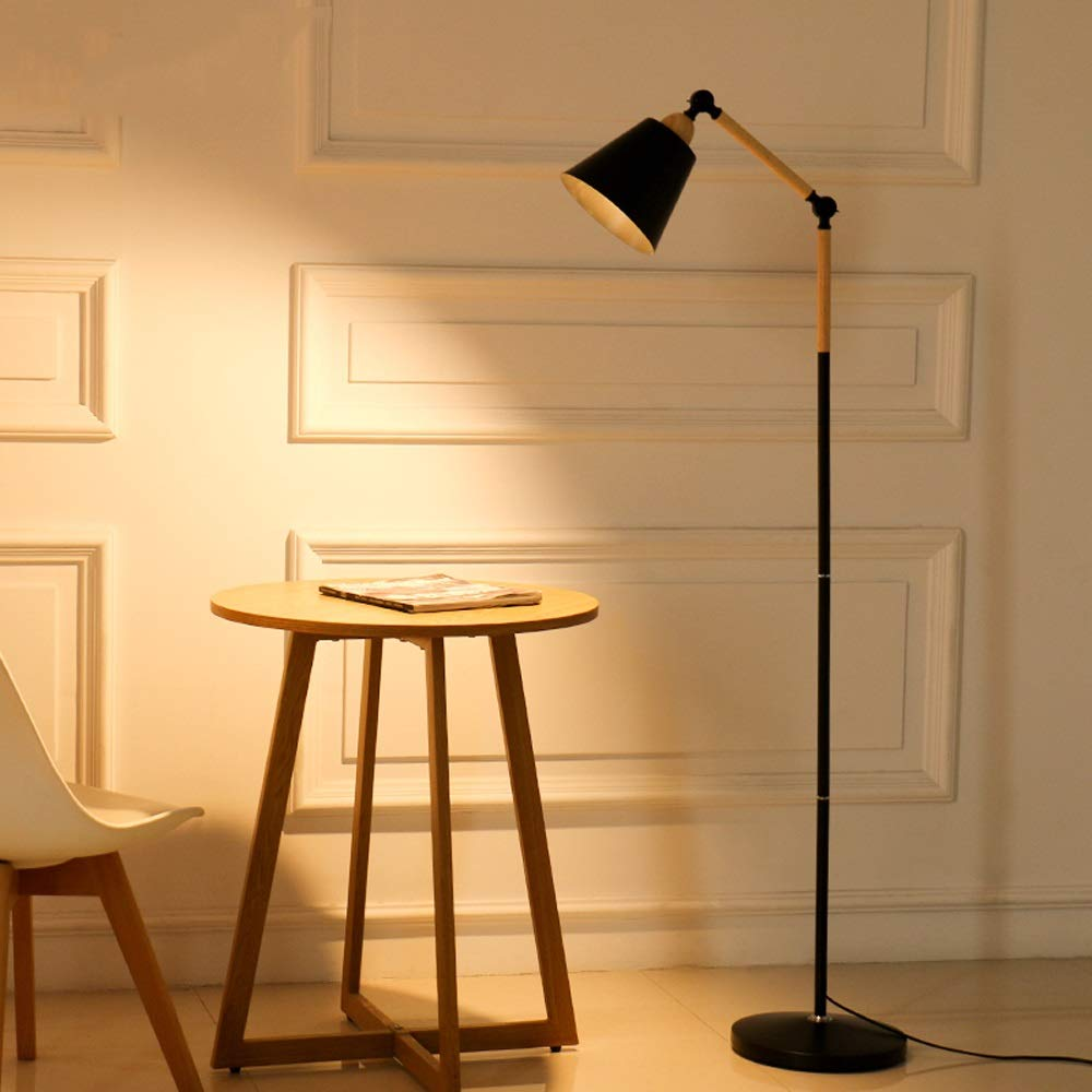 Amazon.com: ZSAIMD Modern Office Floor Lamp Home Adjustable ...