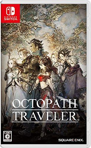 Octopath Traveler   Switch Japanese Ver