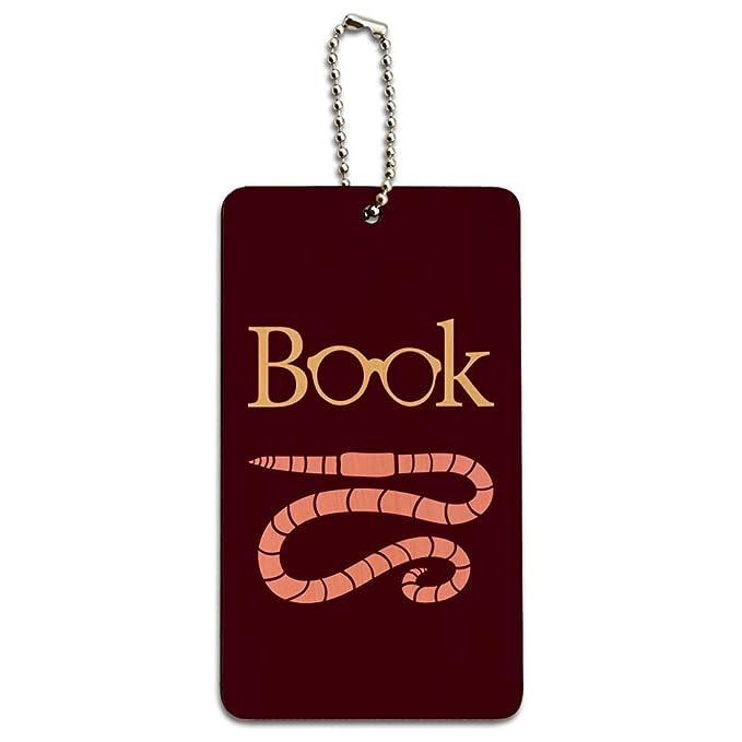 Amazon.com: Gusano de libros con gusanos de tierra gafas de ...