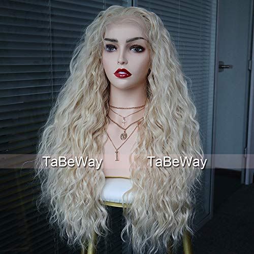 TaBeWay Natural Resistant Glueless Synthetic