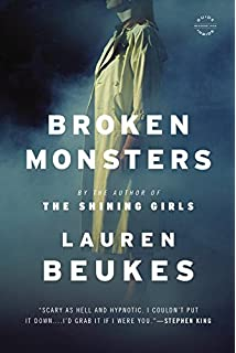 Amazon moxyland 9780316267915 lauren beukes books broken monsters reading group guide fandeluxe Choice Image