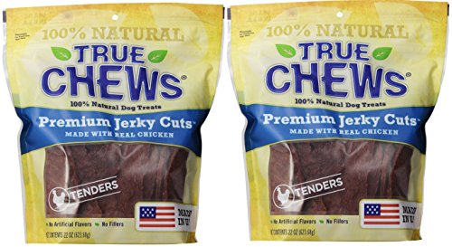 NATURAL CHICKEN FILLET DOG CHEWS 44 OUNCES GRAIN FREE MADE IN USA