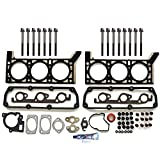 SCITOO Replacement for Head Gasket Set with Bolts fit 2001-2004 Chrysler Town Country Dodge Grand Caravan Chrysler Voyager 3.3L Engine Head Gaskets Set Kits