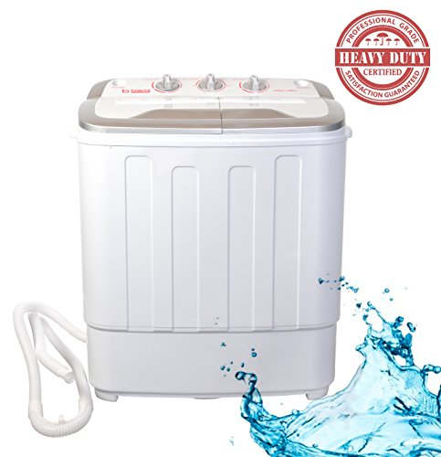 Portable Clothes Washer And Dryer ~ Compact stackable washer dryer amazon