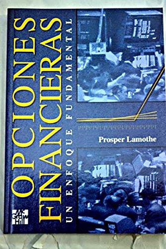 Opciones Financieras (Spanish Edition) by McGraw-Hill Interamericana