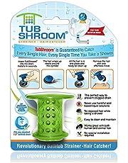 Descuento en TubShroom el revolucionario Protector de Drenaje para el Cabello, Verde, 1