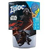 ziploc container twist n loc - Ziploc Brand Twist 'N LOC Containers Featuring Star Wars Design: Medium, 32 oz, 2 ct