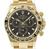 Rolex Cosmograph Daytona Yellow Gold Champagne Dial Watch 116508