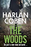 Front cover for the book The Woods by Harlan Coben