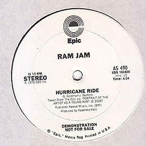 Ram Jam Hurricane Ride Pretty Poison Amazon Com Music