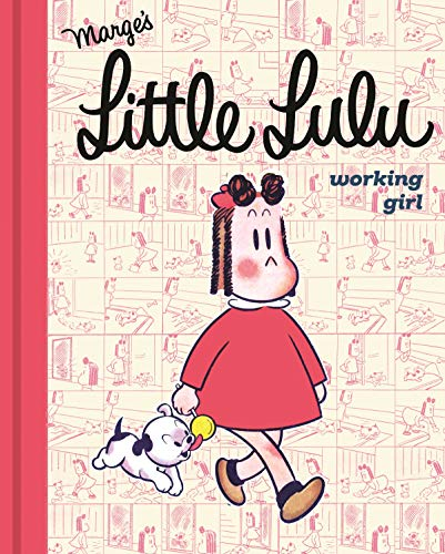Pdf Graphic Novels Little Lulu: Working Girl