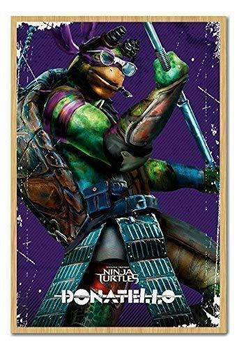 Teenage Mutant Ninja Turtles Donatello Póster de la Pizarra ...