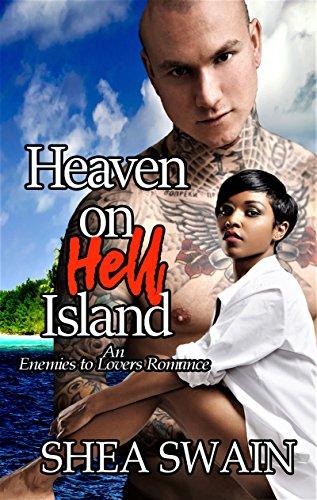Natural Swirl Finish - Heaven on Hell Island