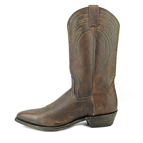 Frye Billy Pull On Piel Bota Occidental