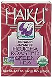 Cheap Haiku Japanese Hojicha Roasted Green Tea, 100% Organic, 16 Count Tea Bag, 1.13 Oz