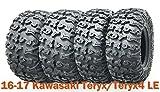 kawasaki teryx tires - 16-17 Kawasaki Teryx/Teryx4 LE Full Set Tires 27x9R14 & 27x11R14 Radial 8PR