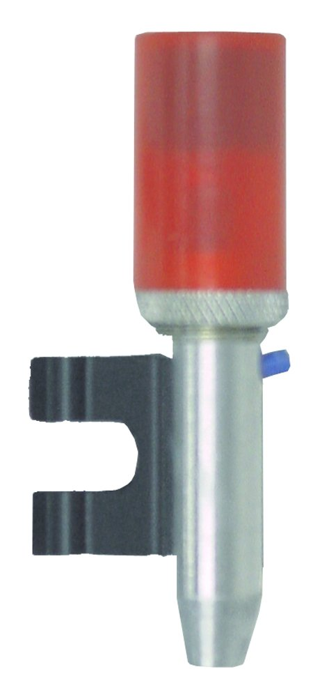 HT Enterprises Micro Tip-Up Lite with Red Tube and Battery, Multi