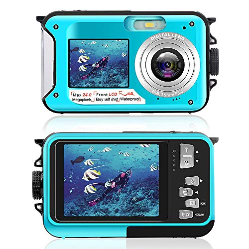 Underwater Camera For Snorkeling