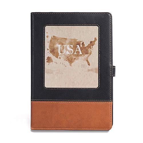 Bound Notebook,Americana,A5(6.1