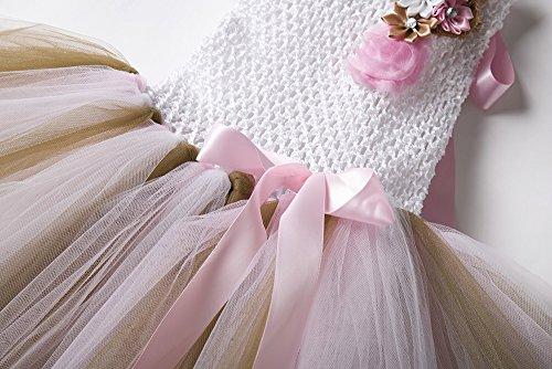 11 Estivo Cielarko Principessa Unicorno Da Bambina Color Tutu Vestito Ragazza 2 5 Anni Abiti n04qW0pvSx