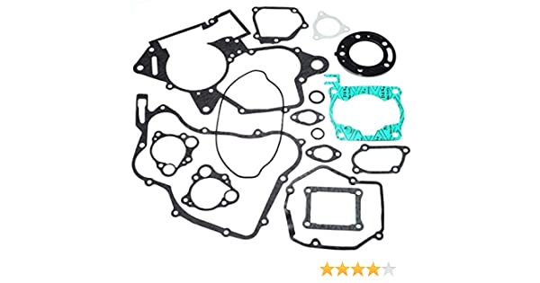 Amazon Plete Gasket Kit Honda Cr125 Cr 125 R Cr125r 19901998 Automotive: 97 Honda Cr125r Engine Diagram At Sergidarder.com