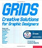 img - for grids creative solutions for graphic designers /anglais book / textbook / text book
