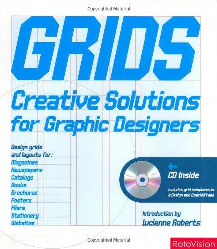 Download grids creative solutions for graphic designers /anglais pdf epub
