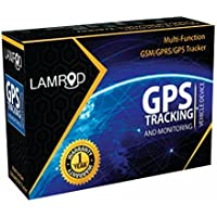 LAMROD PRIME GPS Car/Bike Tracker Google Real-time APP Tracking