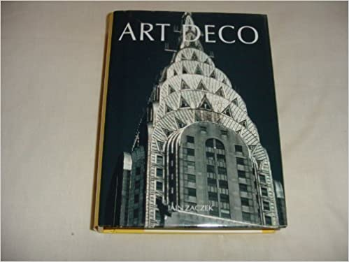 art deco by zaczek iain 2001 hardcover