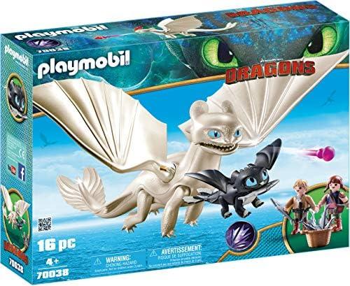 Playmobil Dragons 70038 Hemelfeeks En Babydraak Met Kids