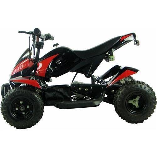 Ride On Toys Age 6 : Go bowen gobi red w brush motor electric atv ride on