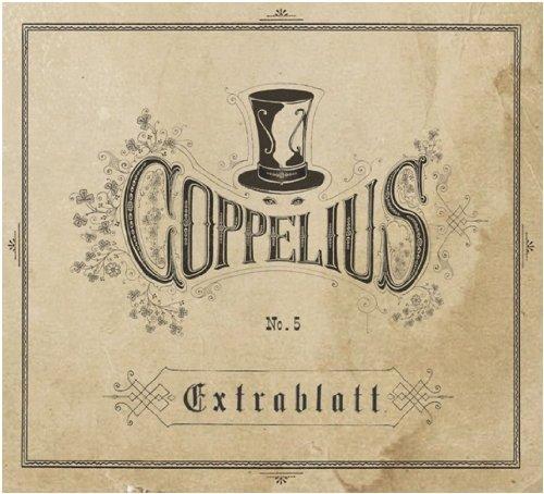 Coppelius: Extrablatt (Audio CD)