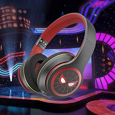FCHDZ Bluetooth headphones over ear wireless bluetooth headphones over ear with mic hifi sound quality intelligent noise reduction call suitable for most bluetooth-enabled devices