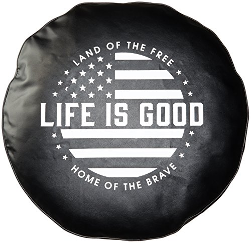 jeep tire cover life is good 32 - 2