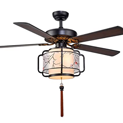 amazon com ceiling fans accessories living room light restaurant Harbor Breeze Fans with Light Up ceiling fans accessories living room light restaurant fan light bedroom silent led fan chandelier japanese